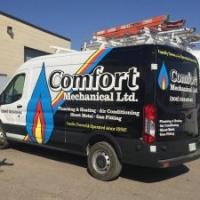Comfort Mechanical Truck