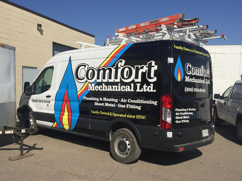 Comfort Mechanical Truck
